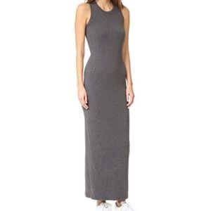 James Perse Sleeveless Maxi Dress w/Pockets!